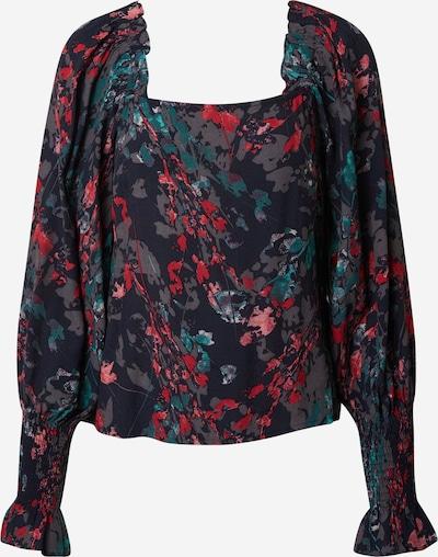 VERO MODA Bluzka 'Jackie' w kolorze granatowy / mieszane kolorym, Podgląd produktu