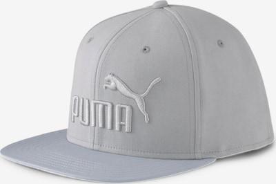 PUMA Sportcap 'Flat Brim' in grau, Produktansicht