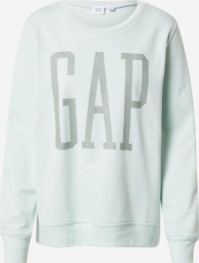 GAP Sweatshirt in aqua / dunkelgrau, Produktansicht
