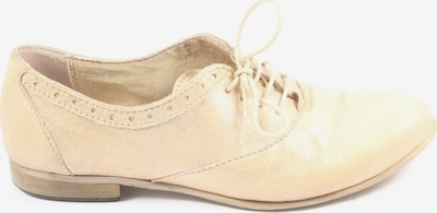 Bata Flats & Loafers in 40 in Wool white, Item view