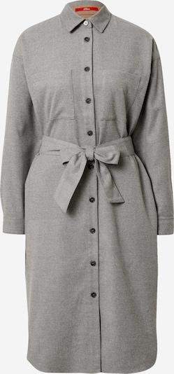 s.Oliver Blusenkleid in graumeliert, Produktansicht