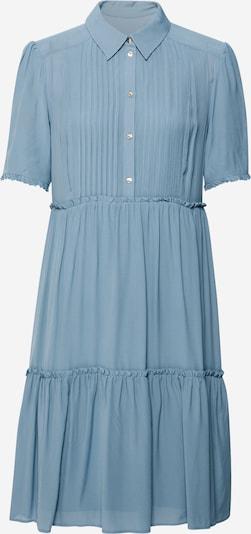 Rich & Royal Shirt Dress in Smoke blue, Item view