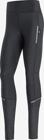GORE WEAR Workout Pants 'Impulse' in Black