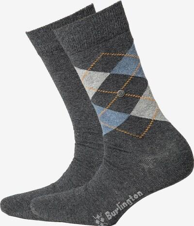 BURLINGTON Socken in mischfarben: Frontalansicht