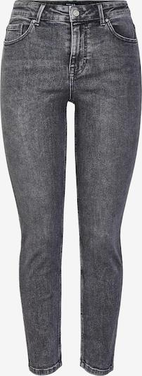 PIECES Jeans in grey denim, Produktansicht