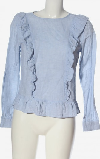 YAYA Langarm-Bluse in S in blau, Produktansicht