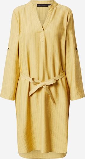 KAREN BY SIMONSEN Vestido 'Halo' en marrón / amarillo, Vista del producto