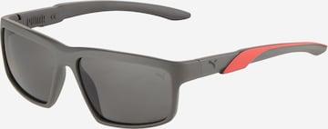 PUMA Sonnenbrille 'INJECTION' in Grau