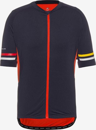 Rukka Trykot 'Rolax' w kolorze ciemny niebieski / żółty / czerwony / białym, Podgląd produktu