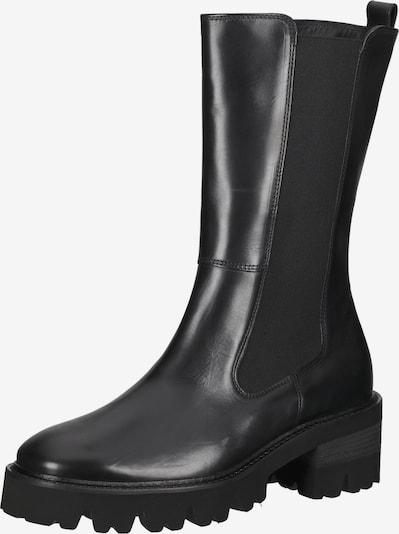 Paul Green Chelsea Boots en noir, Vue avec produit