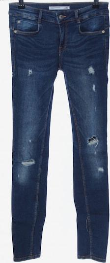ZARA Skinny Jeans in 27-28 in blau: Frontalansicht
