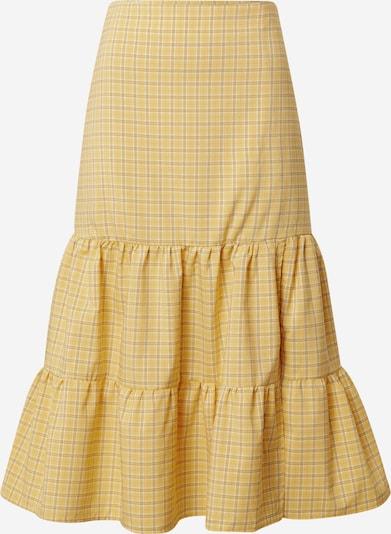 Fashion Union Sukně 'PARADISO' - béžová / žlutá / bílá, Produkt
