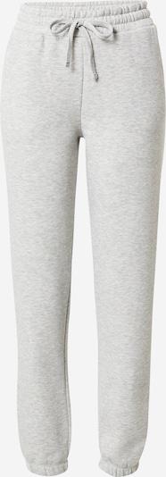 b.young Pantalon en gris, Vue avec produit