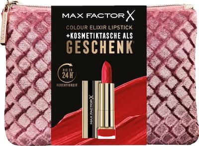 "MAX FACTOR Lippenstift-Set ""Colout Elixir Lippenstift Weihnachtsset"", 2-tlg. in pink, Produktansicht"