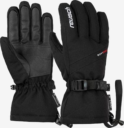 REUSCH Fingerhandschuhe 'Outset R-TEX® XT' in schwarz, Produktansicht