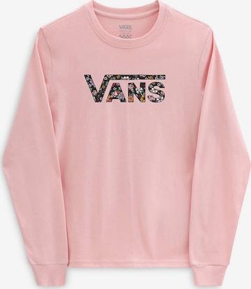 rozā VANS T-Krekls 'FLYING V FLORAL'