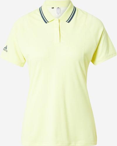 ADIDAS PERFORMANCE Performance Shirt in Blue / Lemon yellow, Item view