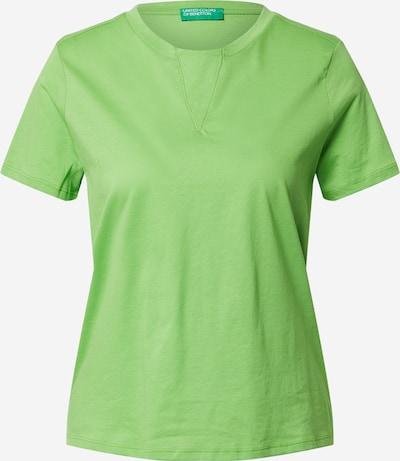 UNITED COLORS OF BENETTON T-shirt en pomme, Vue avec produit