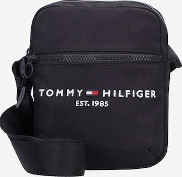 TOMMY HILFIGER Taška cez rameno - Čierna