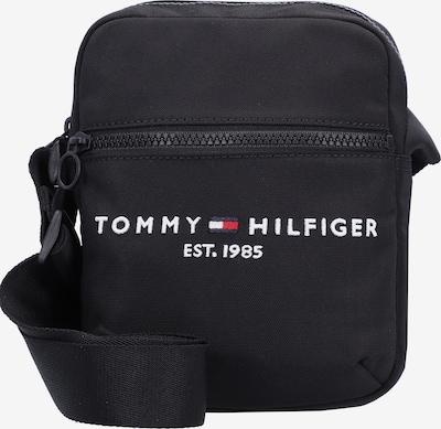 Geantă de umăr TOMMY HILFIGER pe roșu / negru / alb, Vizualizare produs
