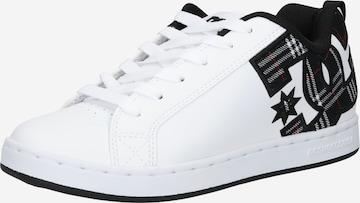 DC Shoes Sportssko i hvit