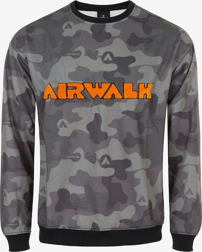 AIRWALK Sweatshirt in grau, Produktansicht