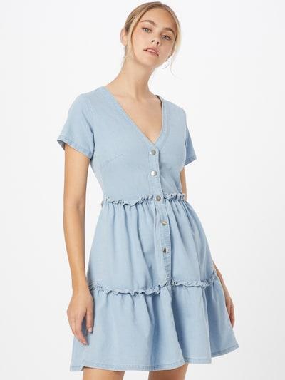 In The Style Kleid 'JAC JOSSA' in hellblau, Modelansicht