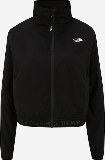 THE NORTH FACE Veste outdoor en noir / blanc, Vue avec produit