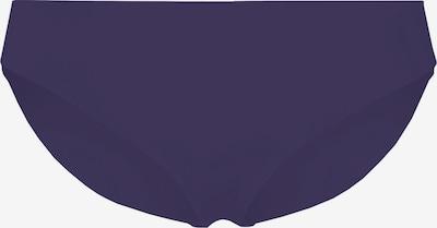 Hanro Midi Slip ' Invisible Cotton ' in lila, Produktansicht