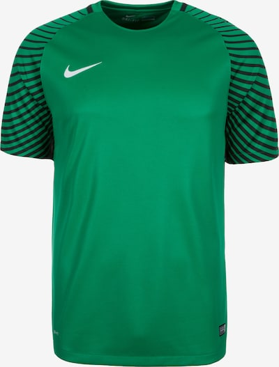 NIKE Trikot 'Gardien' in grün / schwarz / weiß, Produktansicht