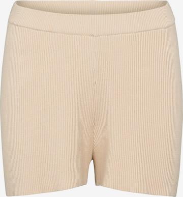 Pantaloni de pijama 'LULU' de la OW Intimates pe bej