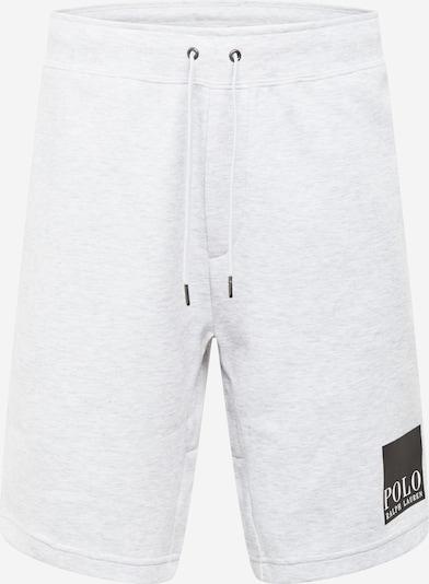 Kelnės iš POLO RALPH LAUREN , spalva - šviesiai pilka / juoda / balta, Prekių apžvalga