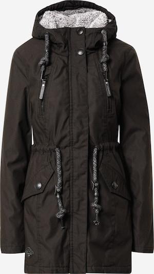 Ragwear Jacke 'Elsie' in schwarz, Produktansicht