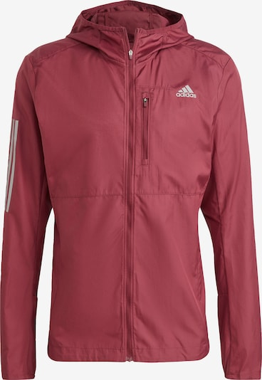 ADIDAS PERFORMANCE Sportjacke in rot, Produktansicht
