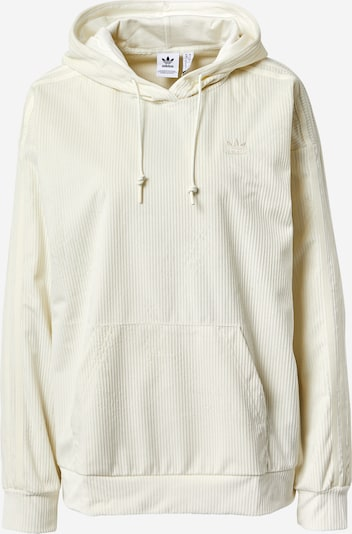 ADIDAS ORIGINALS Sweat-shirt en blanc, Vue avec produit