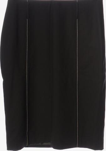 Bandolera Skirt in XXL in Black