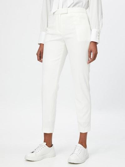 DKNY Pantalon en blanc, Vue avec modèle
