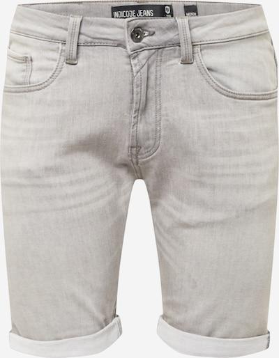 INDICODE JEANS Džínsy 'Commercial' - sivá, Produkt