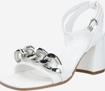 Kennel & Schmenger Strap sandal 'Lou' in white, Item view