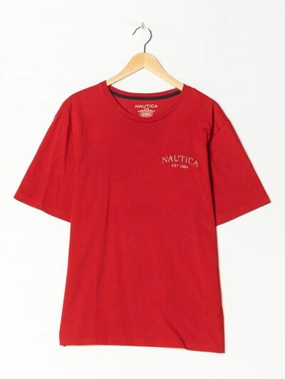 NAUTICA T-Shirt in XL in rot, Produktansicht