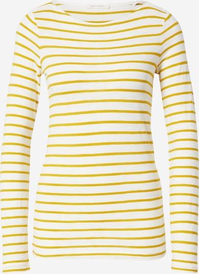 Marc O'Polo Tričko - tmavožltá / biela, Produkt
