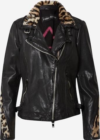 FREAKY NATION Between-Season Jacket in Black