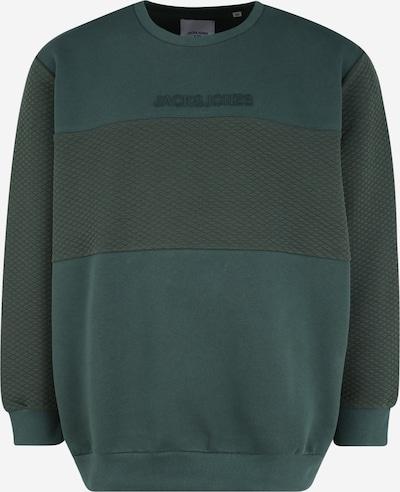 Megztinis be užsegimo iš Jack & Jones Plus , spalva - rusvai žalia / tamsiai žalia, Prekių apžvalga