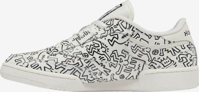 Reebok Sport Sneakers in Black / Off white, Item view