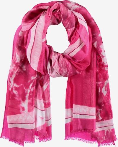 GERRY WEBER Schal Schal Pink Ananas in pink, Produktansicht
