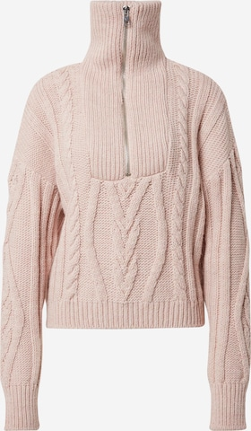Guido Maria Kretschmer Collection Sweater 'Regina' in Pink