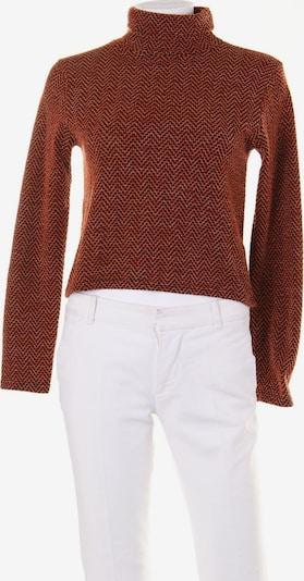 COOPERATIVE Sweater & Cardigan in XS in Orange / Black, Item view
