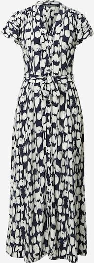 FRENCH CONNECTION Kleid 'ISLANNA' in blau / weiß, Produktansicht