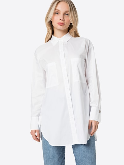 GERRY WEBER Blouse in Off white, View model