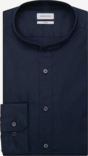 SEIDENSTICKER Business Hemd ' X-Slim ' in dunkelblau, Produktansicht
